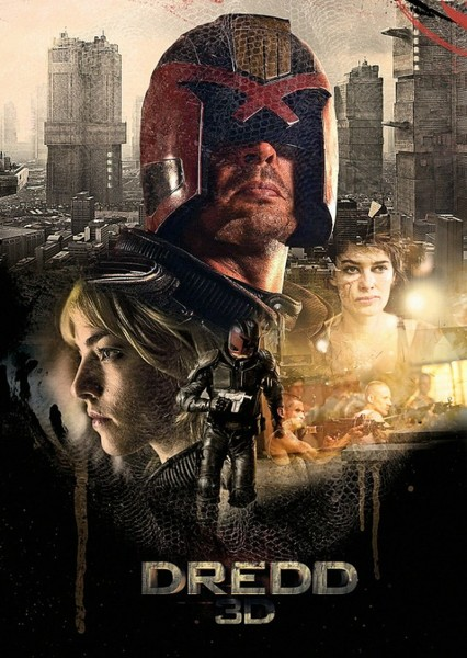 The Dredd Legacy  Fan Casting Poster