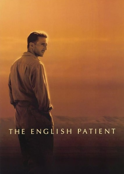 The English Patient (2016) Fan Casting Poster