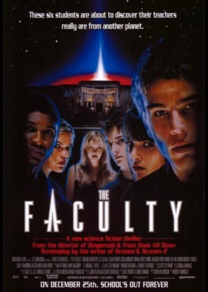 The Faculty Fan Casting Poster
