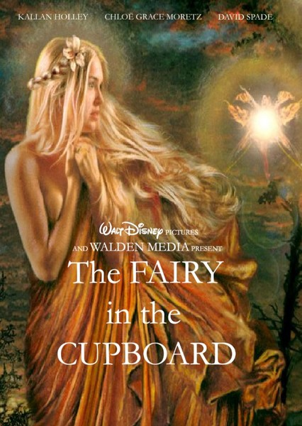 The Fairy in the Cupboard Fan Casting Poster