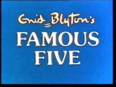The Famous Five Fan Casting Poster