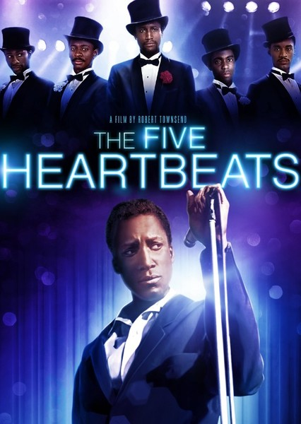 The Five Heartbeats Fan Casting Poster