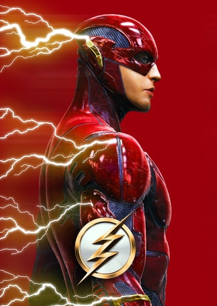The Flash (2022) Fan Casting Poster
