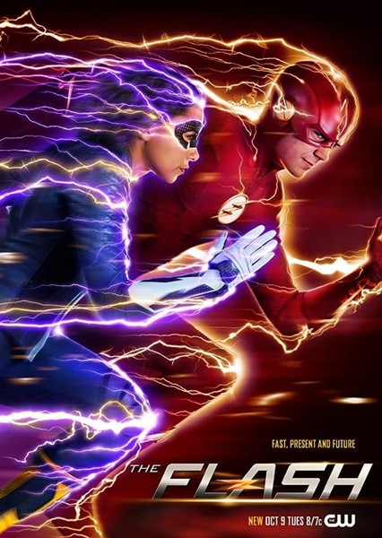 The Flash (Arrowverse) Fan Casting Poster