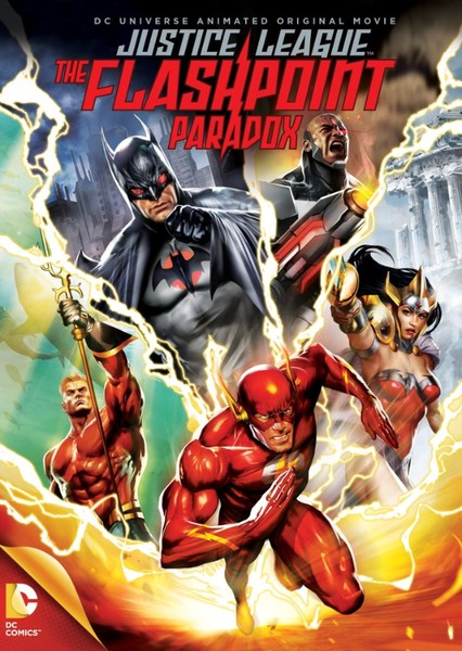 The Flashpoint Paradox Fan Casting Poster