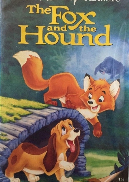 The Fox and the Hound  Fan Casting Poster