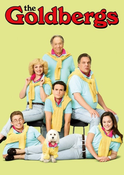 The Goldbergs (Perfect Casting) Fan Casting Poster