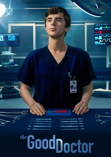 The Good Doctor (Genderswap) Fan Casting Poster