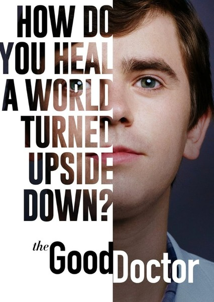 The Good Doctor (Recast Fan Casting Poster