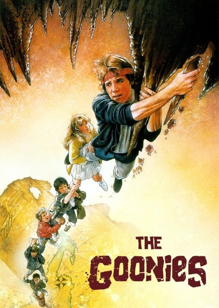The Goonies (Recast) Fan Casting Poster