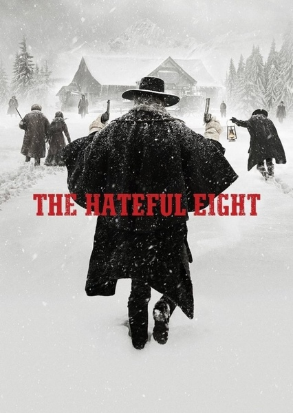 The Hateful Eight Fan Casting Poster