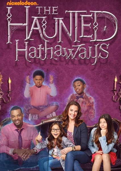 The Haunted Hathaways (2018-2020) Fan Casting Poster