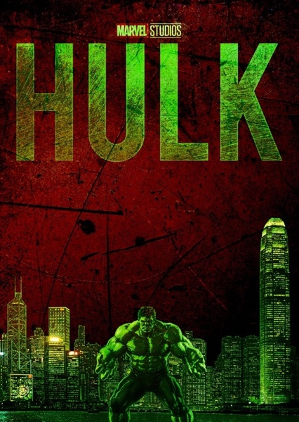 The Hulk: Smash Fan Casting Poster