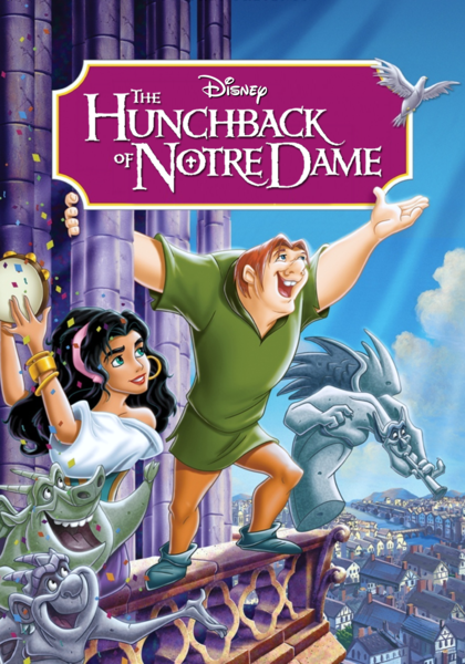 The Hunchback of Notre Dame Fan Casting Poster