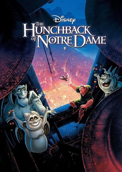 The Hunchback of Notre Dame (Live Action)