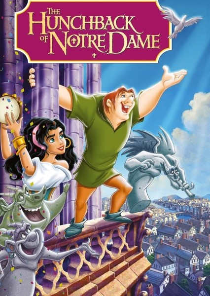 The Hunchback of Notre Dame (Live-Action) Fan Casting Poster
