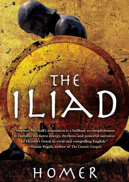 The Iliad Fan Casting Poster