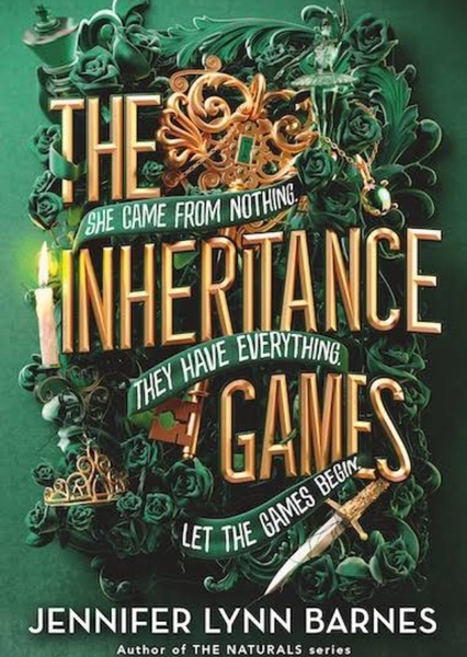 The Inheritance Games  Fan Casting Poster