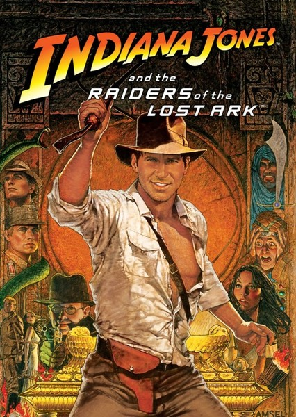 The Jones Chronicles - Raiders of the Lost Ark. Fan Casting Poster
