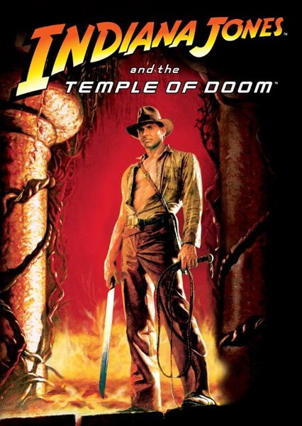The Jones Chronicles - The Temple of Doom. Fan Casting Poster
