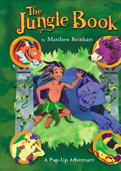The Jungle Book: Before Mowgli