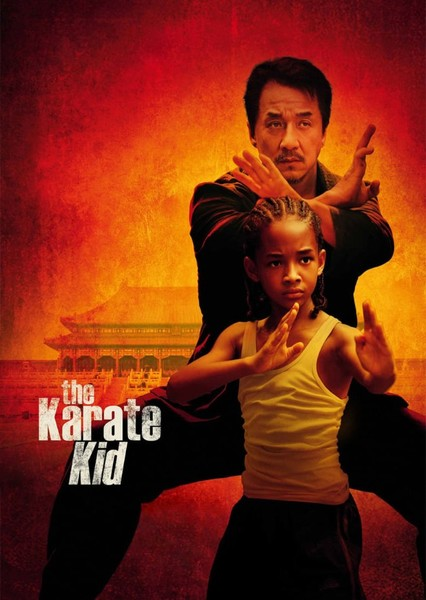The Karate Kid Caucasian Cast (2010) Fan Casting Poster