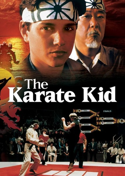 The Karate Kid Fan Casting Poster