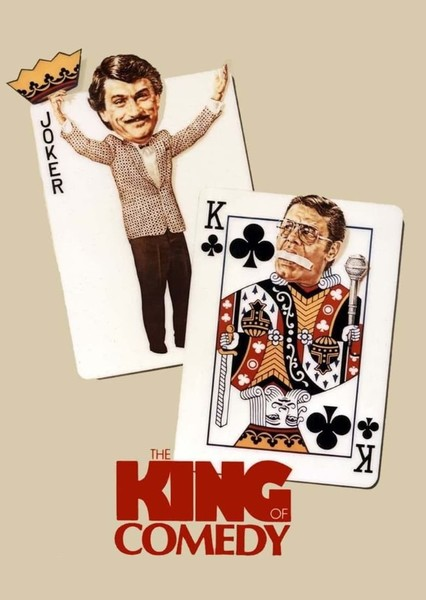 The King of Comedy (2020) Fan Casting Poster