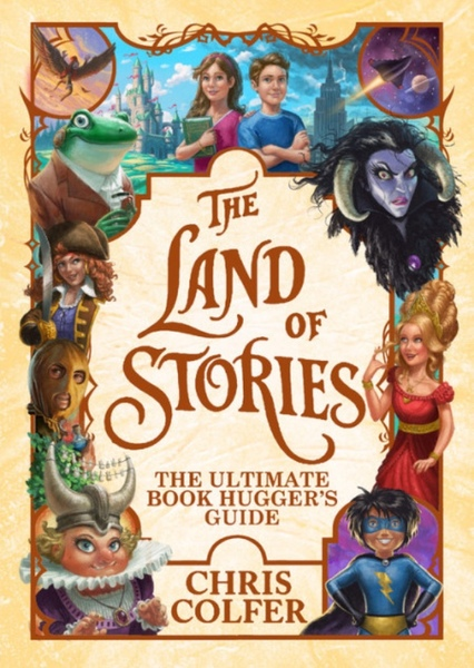 The Land of Stories Fan Casting Poster