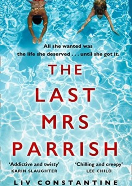 The Last Mrs. Parrish Fan Casting Poster
