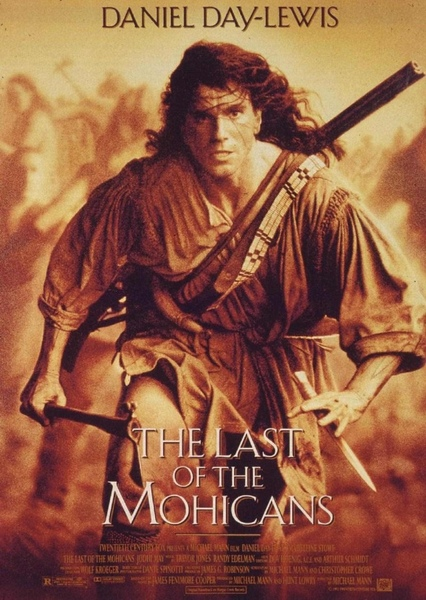 The Last of the Mohicans Fan Casting Poster