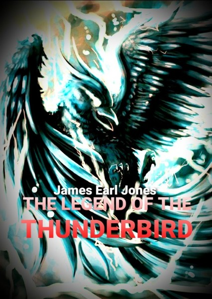 The Legend of the Thunderbird Fan Casting Poster