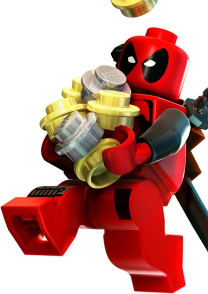 The LEGO Deadpool Movie Fan Casting Poster