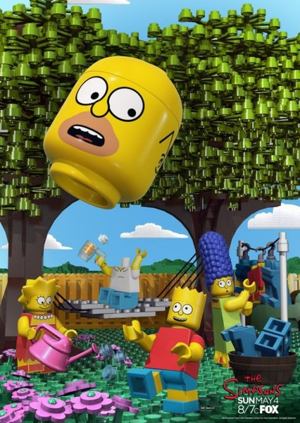 The Lego Simpsons Movie Fan Casting On Mycast