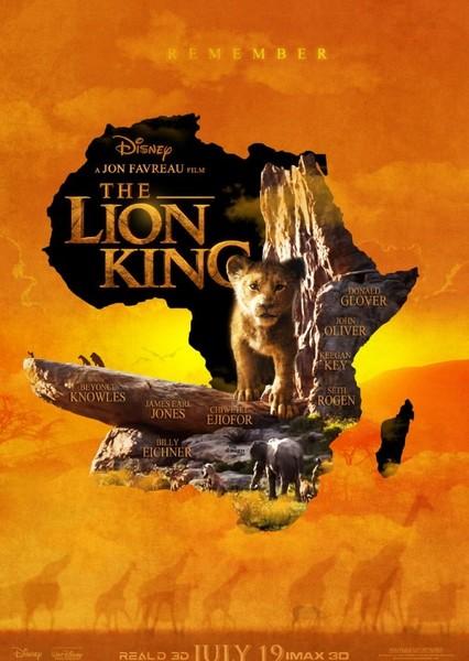 The Lion King 2019 Recast Fan Casting On Mycast