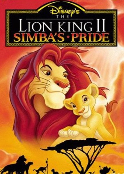 The Lion King II: Simba's Pride (Live-Action) Fan Casting Poster