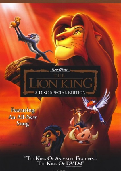 The Lion King (Recast) Fan Casting Poster
