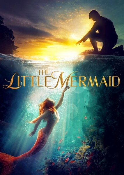 The Little Mermaid Fan Casting Poster