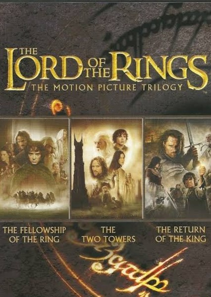 The Lord of the Rings Trilogy (2011-2013) Fan Casting Poster