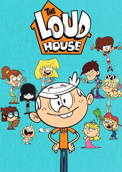 The loud House Fan Casting Poster