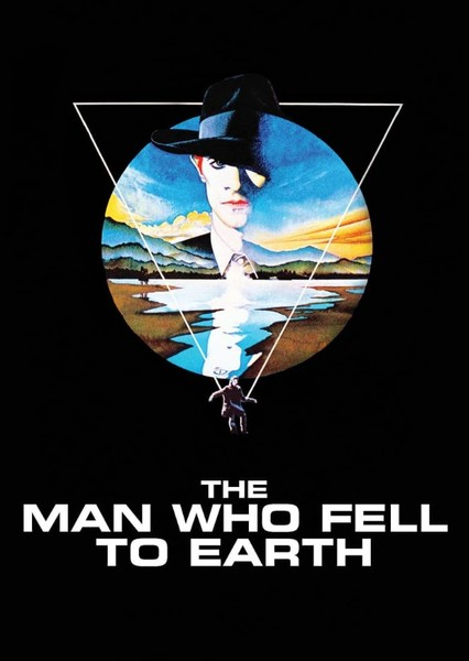 The Man Who Fell to Earth (2016) Fan Casting Poster