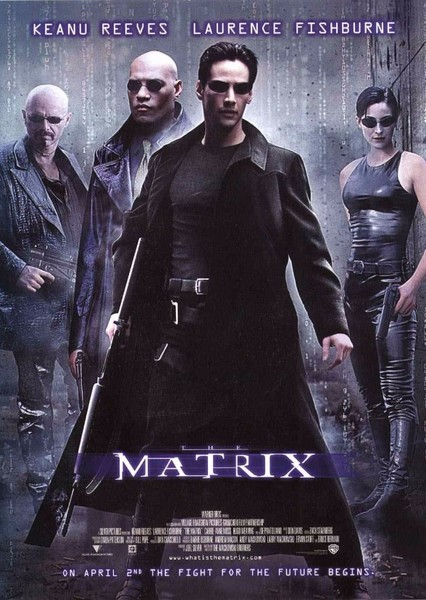 The Matrix Fan Casting Poster