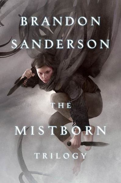 The Mistborn Trilogy Fan Casting Poster