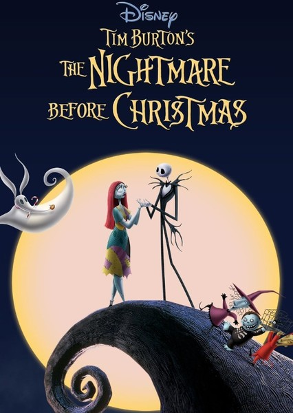 The Nightmare Before Christmas (2043) Fan Casting Poster