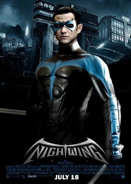 The Nightwing Fan Casting Poster
