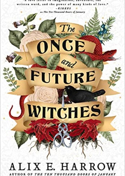 The Once and Future Witches Fan Casting Poster