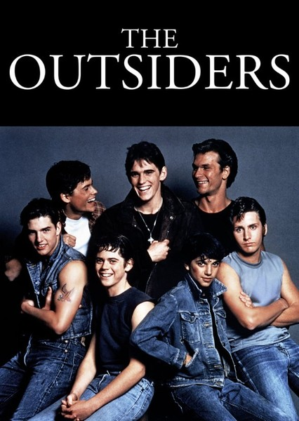 The Outsiders 2020 Fan Casting Poster