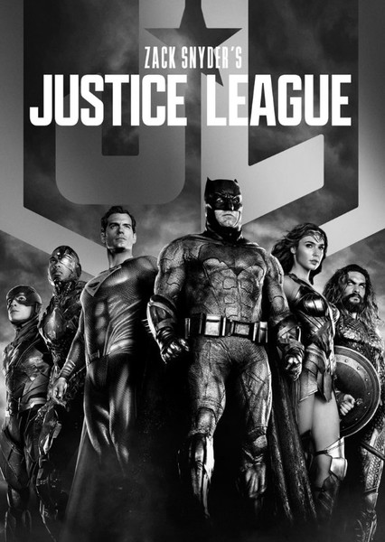 The Perfect Justice League movie Fan Casting Poster