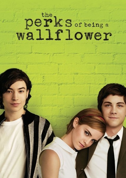 The Perk Of A  Wallflower Fan Casting Poster