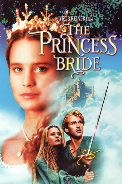 The Princess Bride Fan Casting Poster